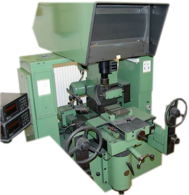 Stroj CNC broušení Lanškroun Šplíchal s.r.o. -2