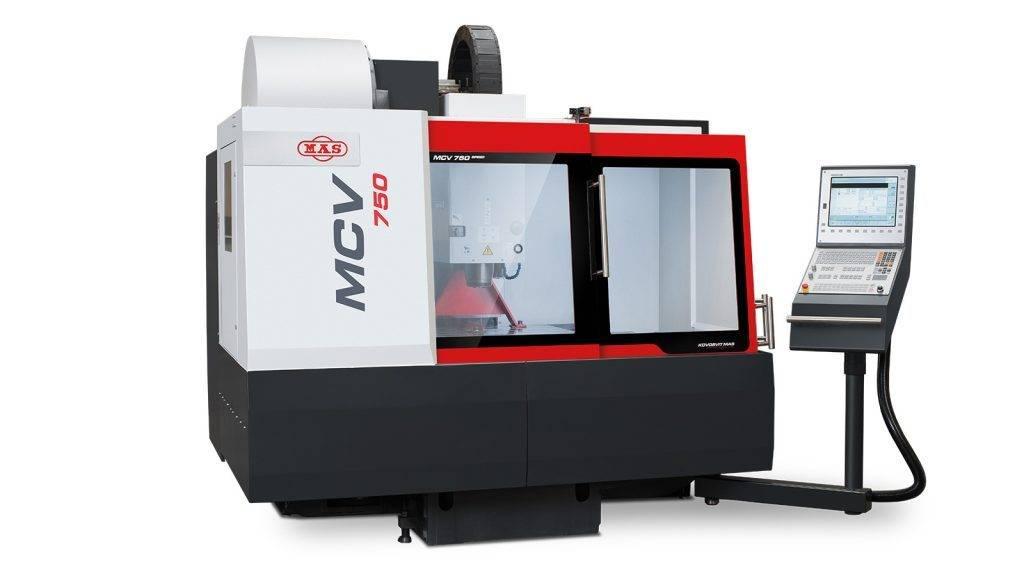 Stroj MCV 750 CNC frézování Lanškroun Šplíchal s.r.o.